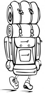 Le sac scout