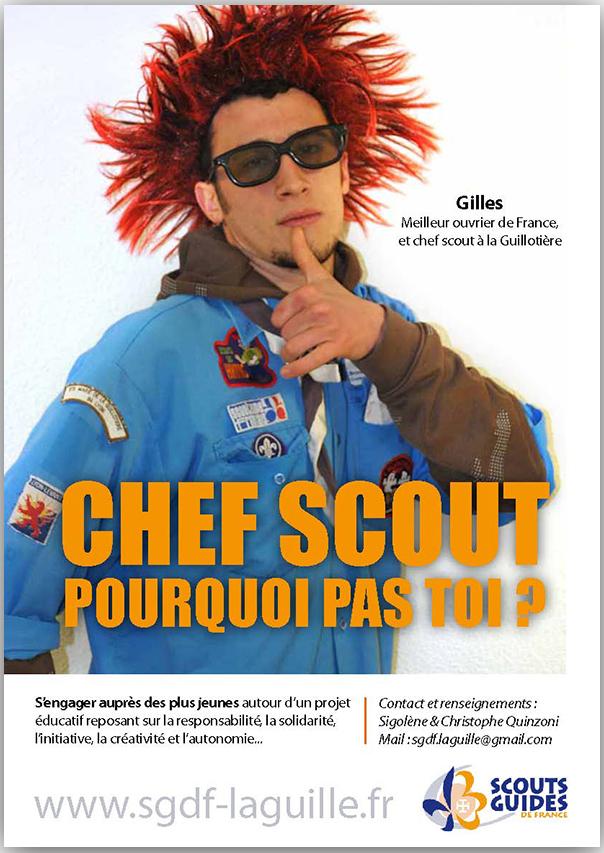 Affiche chefs Gilles2