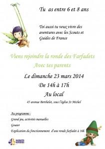 invitation farfadet